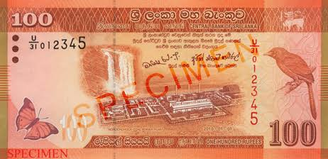 Money Changer Menjual Uang Rupee Srilanka