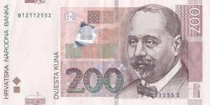 Money Changer Membeli Uang Kroasia Kuna