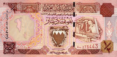 Tempat Tukar Dinar Bahrain