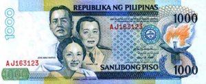 Jual Uang Philipina Peso Jakarta