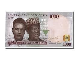 Money Changer Menerima Beli Uang Nigeria