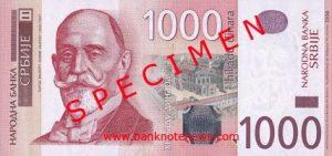 Tempat Penukaran Uang Dinara Serbia