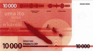 Money Changer Menerima Uang French Polynesia