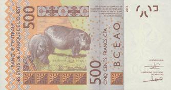 Money Changer Menerima Uang Togo